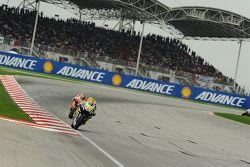 Valentino Rossi, Fiat Yamaha Team en Andrea Dovizioso, Repsol Honda Team