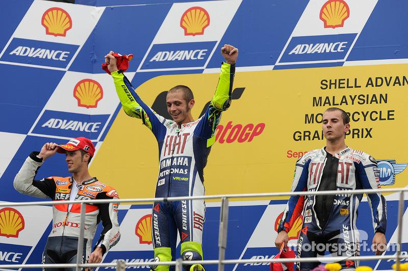 Sepang 2010: Der erste Sieg nach Beinbruch