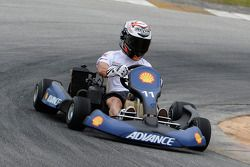 Картинговое соревнование: Марко Меландри, San Carlo Honda Gresini