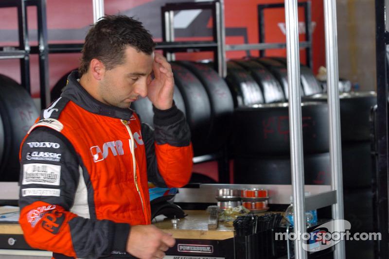 Tony Ricciardello, Kelly Racing