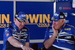 Jim et Ross Stone, Stone Brothers Racing