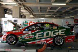 Garage du Castrol Racing