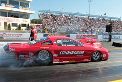 Bob Glidden, Jim Cunningham Motorsports Ford Mustang