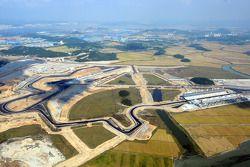 Vista del Korea International Circuit