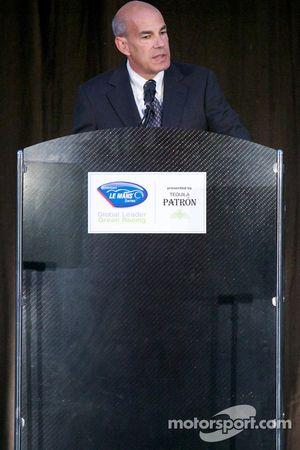 Welkomspeech: American Le Mans Series President Scott Atherton