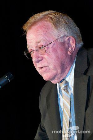Dr. Don Panoz, fondateur des American Le Mans Series
