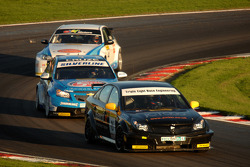 Sam Tordoff leads Alex MacDowall and Nady Neate