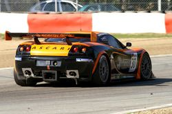Team Rhinos Leipart Ascari KZ1R GT3 : Rustem Teregulov, Andrei Romanov
