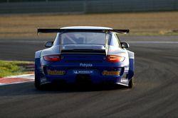 La Porsche 911 GT3 R N°60 de Petri Lappalainen et Markus Palttala