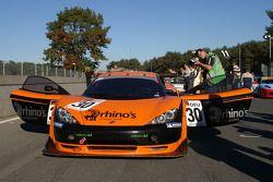#30 Team Rhinos Leipart Ascari KZ1R GT3: Rustem Teregulov, Andrei Romanov