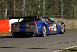 #17 Graff Racing Z06R GT3: Arnaud Vincent, Arnaud Peyroles