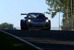 La Porsche N°61 : Paul van Splunteren, Marco Holzer