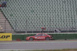 Congfu Cheng, Persson Motorsport, AMG Mercedes C-Klasse au virage Sachs