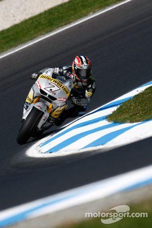 Hiroshi Aoyama, Interwetten Honda MotoGP