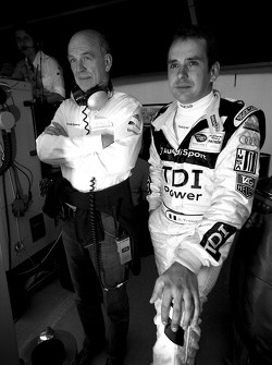 Dr. Wolfgang Ullrich and Benoit Treluyer
