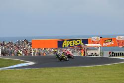 Ben Spies, Monster Yamaha Tech 3, Nicky Hayden, Ducati Marlboro Team