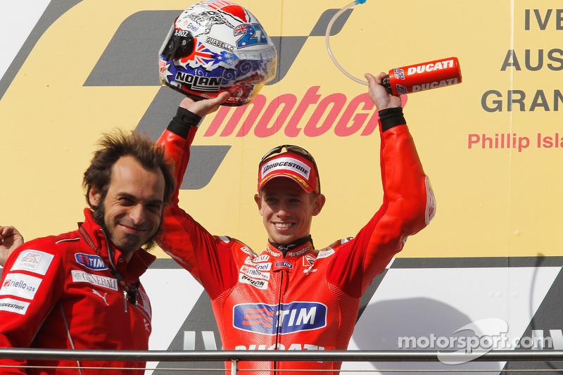 #31 - Casey Stoner - GP de Australia 2010