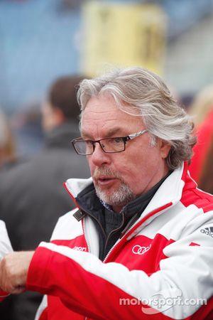 Keke Rosberg Team principal Audi Team Rosberg