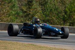 #7 2FA '68 Brabham BT23c (F/2): Ted Wentz