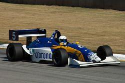 #5 9F1 '97 Lola T97/20: Cecil Boyd