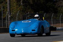 #02 3CP '58 Porsche 356: Dale Erwin