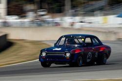 8BP '72 Ford Escort N°2 : Ross Bremer