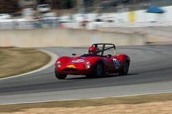 #62 8BP '67 Ginetta G4: Lee Talbot