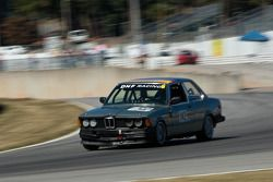 #142 8RS '77 BMW 323 Euro: Mike Blair
