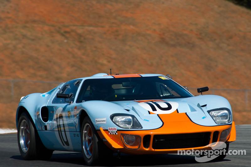 №10 5R '69/09 SPF GT40 MkI: Джеймс Каллен