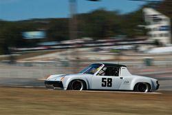 #58 8BP '72 Porsche 914/6: James Cullen