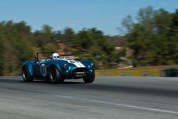 #61 6BP '64 AC Cobra: Tom Benjamin