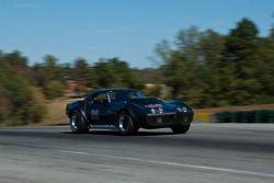 #36 6AP '69 Chev. Corvette hdtp: James Kitzmiller