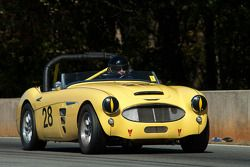 #28 3CP '59 Austin Healey 100/6: Jeff Johnk