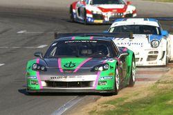 #16 Graff Racing Corvette Z06R GT3: Joakim Lambotte, Mike Parisy