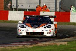 #100 Callaway Competition Z06R GT3: Marius Ritskes, Bernard van Oranje