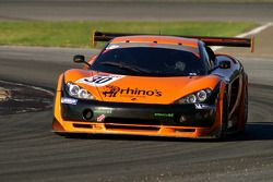 #30 Team Rhinos Leipart Ascari KZ1R GT3: Рустем Терегулов, Rustem Teregulov, Андрей Романов