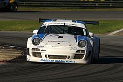 #12 Muehlner Motorsport Porsche 911 GT3 R: Armand Furnal, Jérome Thiry