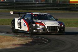 #6 Sainteloc-Phoenix Racing AUDI R8 LMS: Jerome Demay, Bruce Lorgere-Roux