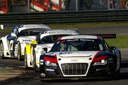 L'Audi R8 LMS N°6 de Jérôme Demay et Bruce Lorgere-Roux