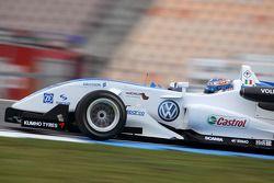 Edoardo Mortara, Signature Dallara F308 Volkswagen