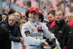 2de plaats Roberto Merhi, Muecke Motorsport Dallara F308 Mercedes