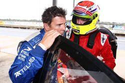 Nathan Pretty, Scott Pruett, #30 Gulf Western Oil Racing