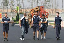 Rubens Barrichello, Equipo Williams F1