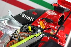Scuderia Ferrari technicial detail