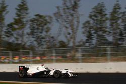 Nick Heidfeld, piloto de pruebas, Mercedes GP