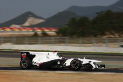 Nick Heidfeld, Test Pilotu, Mercedes GP