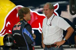 Sebastian Vettel, Red Bull Racing ve Helmut Marko, Red Bull Racing Motorsporları Danışmanı
