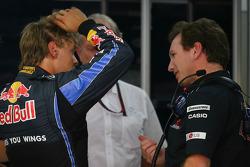 Sebastian Vettel, Red Bull Racing ve Christian Horner, Red Bull Racing, Direktör