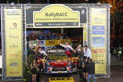 Даниэль Сордо и Диего Валлехо, Citroën C4 Citroën Total World Rally Team