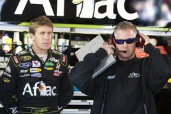 Bob Osborne et Carl Edwards, Roush Fenway Racing Ford
